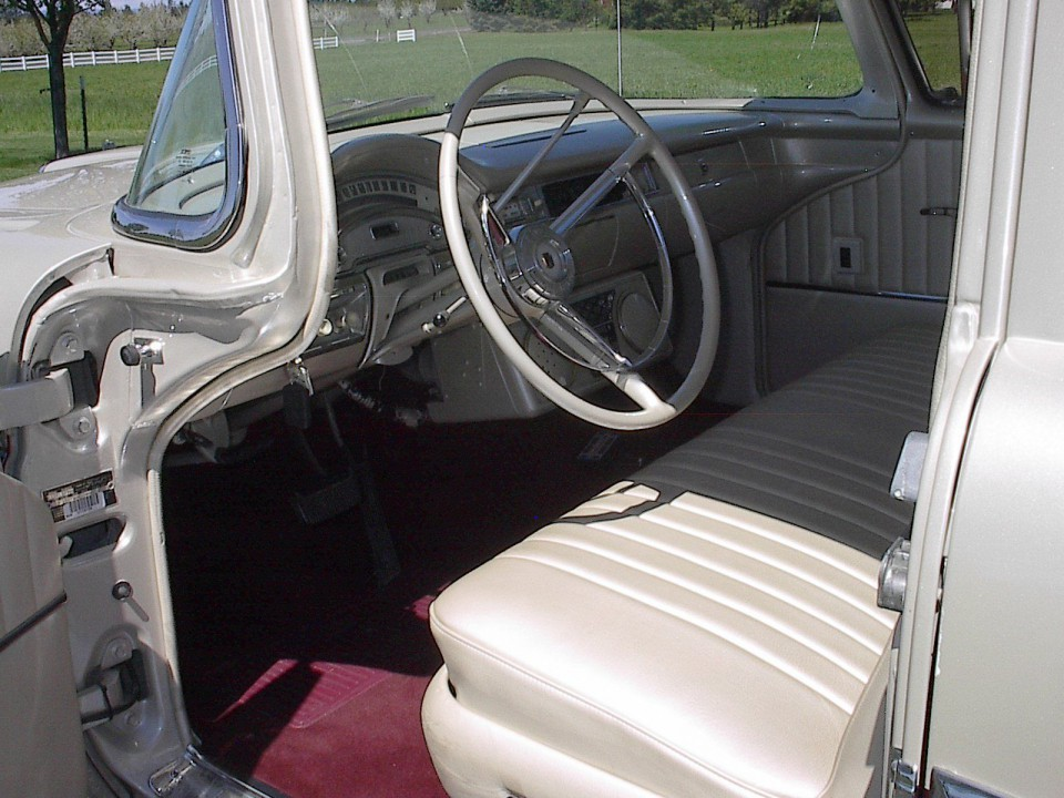 1958 Ford Wagon Street Rod | American cars for sale
