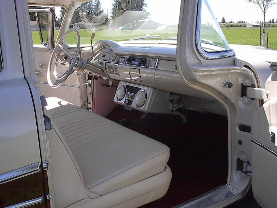 1958 Ford Wagon Street Rod
