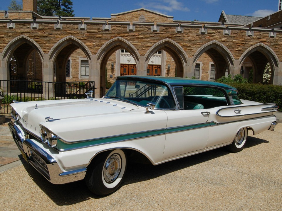 1958 Mercury Park Lane