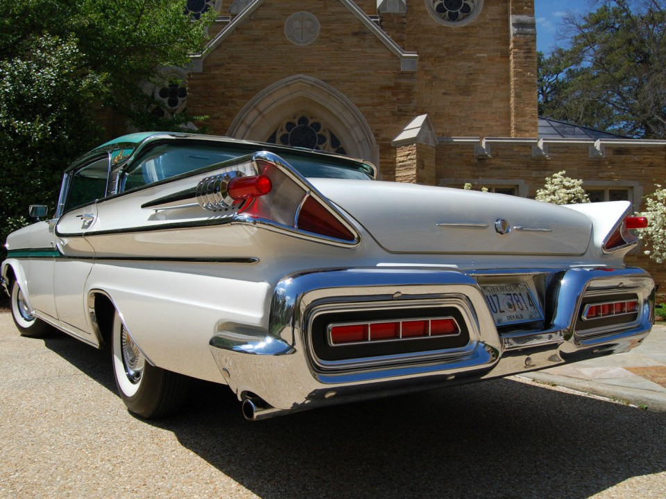 1958 Mercury Park Lane For Sale