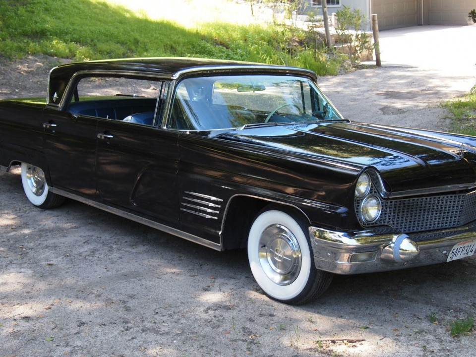 Lincoln Continental Mark V American Cars For Sale X