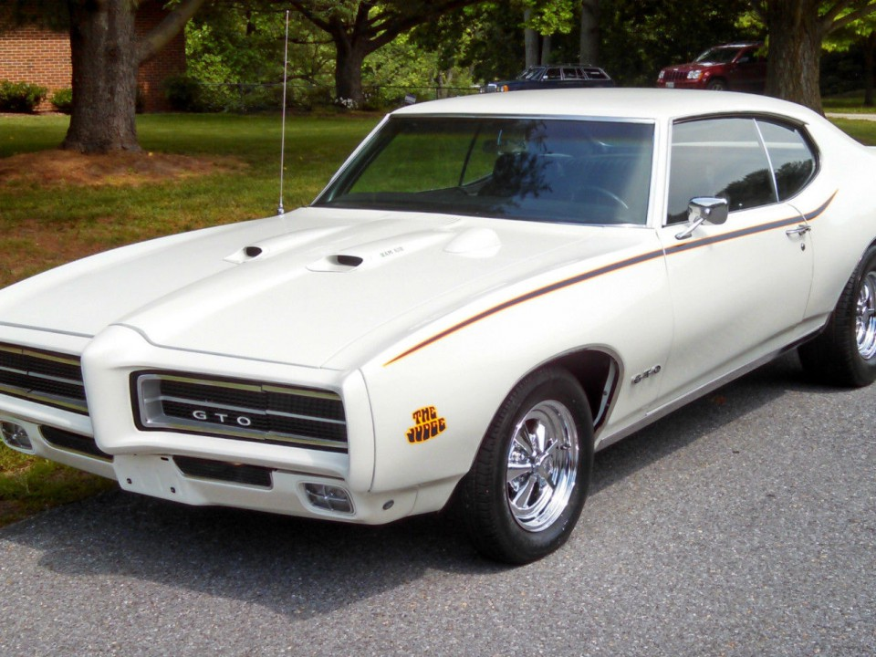 Pontiac Gto Judge American Cars For Sale X
