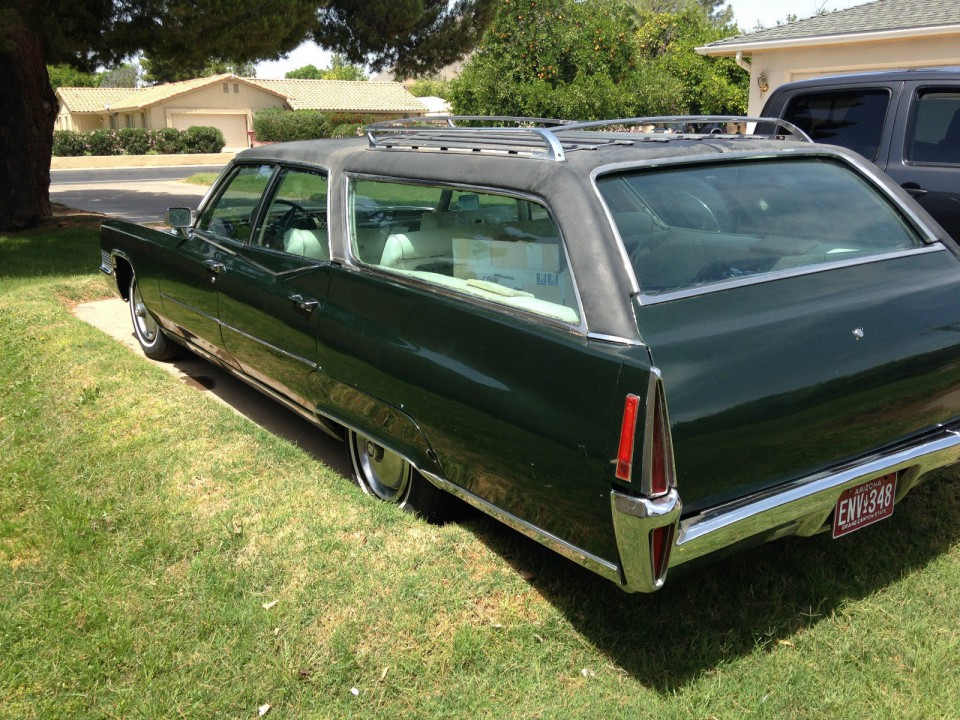 2014 Cadillac Escalade For Sale >> 1970 Cadillac Fleetwood for sale