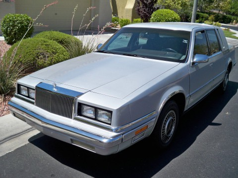 1990 Chrysler New Yorker for sale