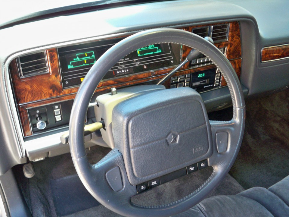1990 Chrysler New Yorker
