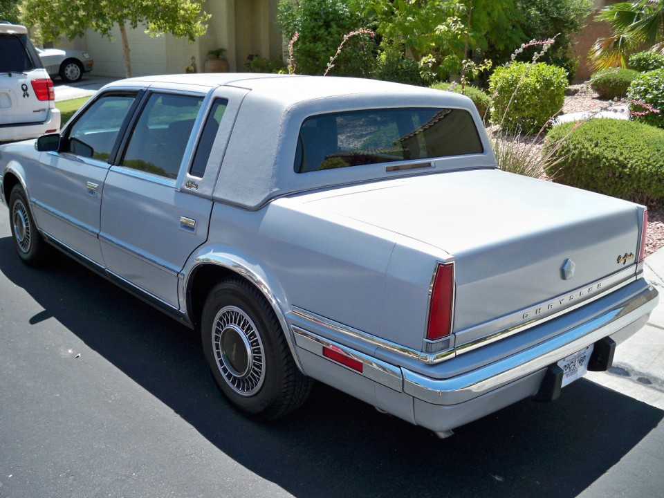 1990 chrysler new yorker for sale for 1990 chrysler new yorker salon