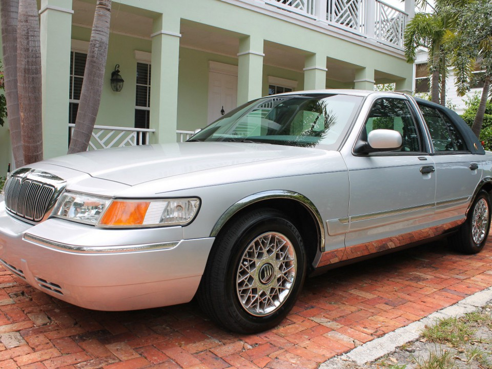 Mercury Grand Marquis Gs American Cars For Sale X