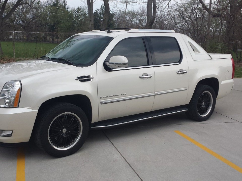 Escalade Ext For Sale >> 2007 Cadillac Escalade Ext For Sale