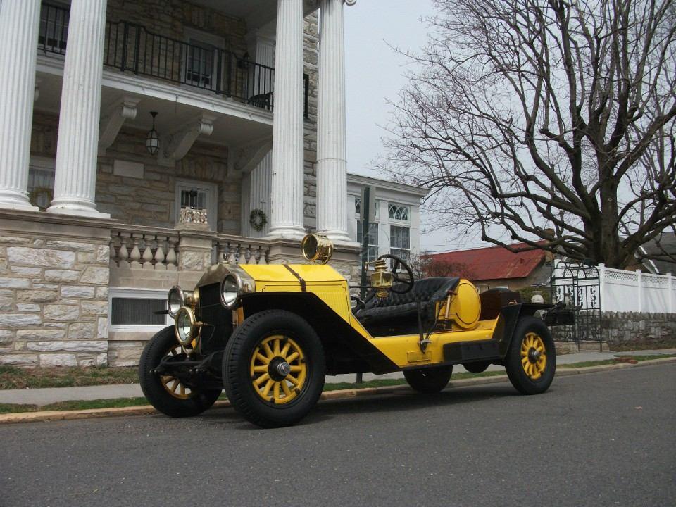 1918 Stutz Model S For Sale