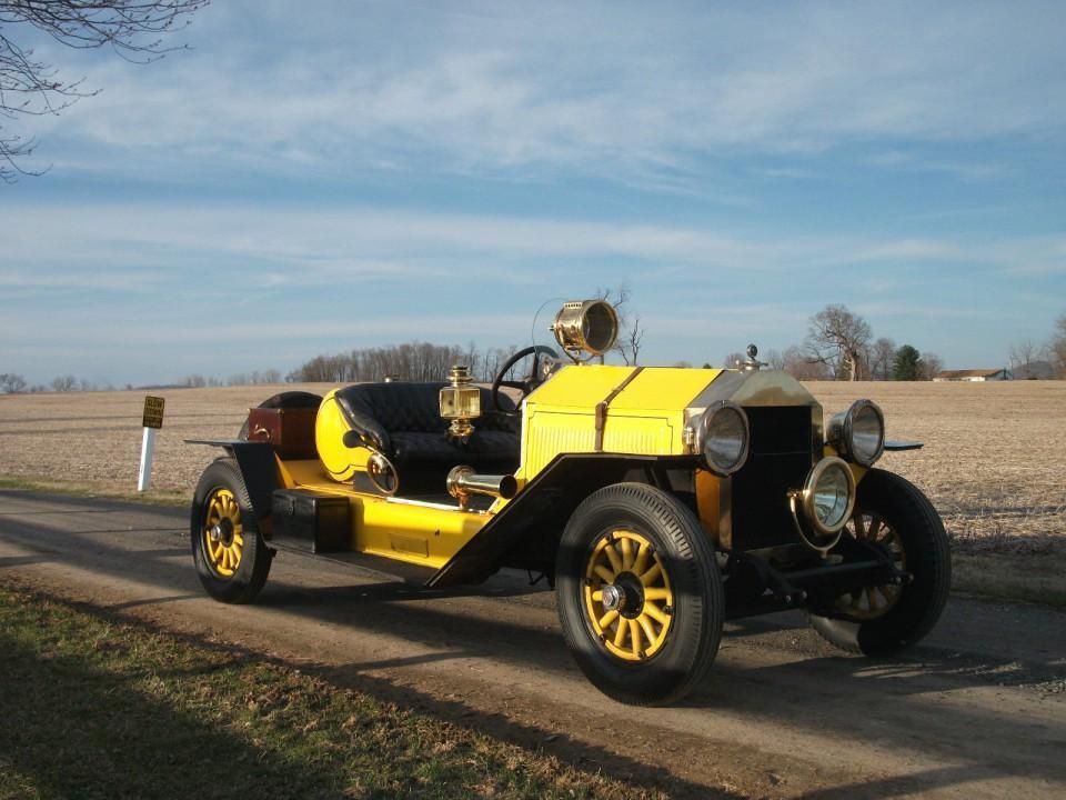 1918 Stutz Model S