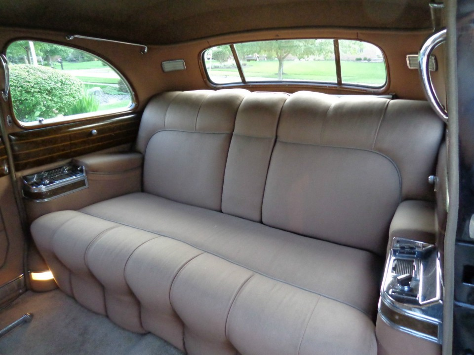 1941 Cadillac Fleetwood 75 Limousine For Sale