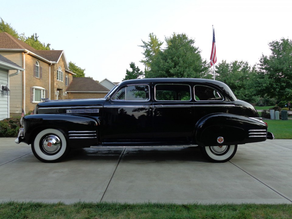 Cadillac Fleetwood 75 Limousine for Sale