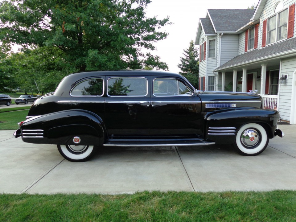 1941 Cadillac Fleetwood 75 Limousine