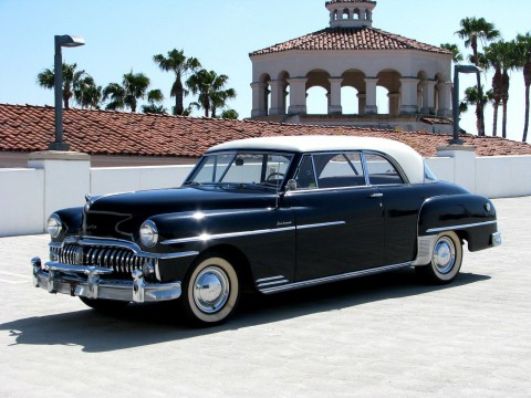 1950 DeSoto Custom Sportsman for sale