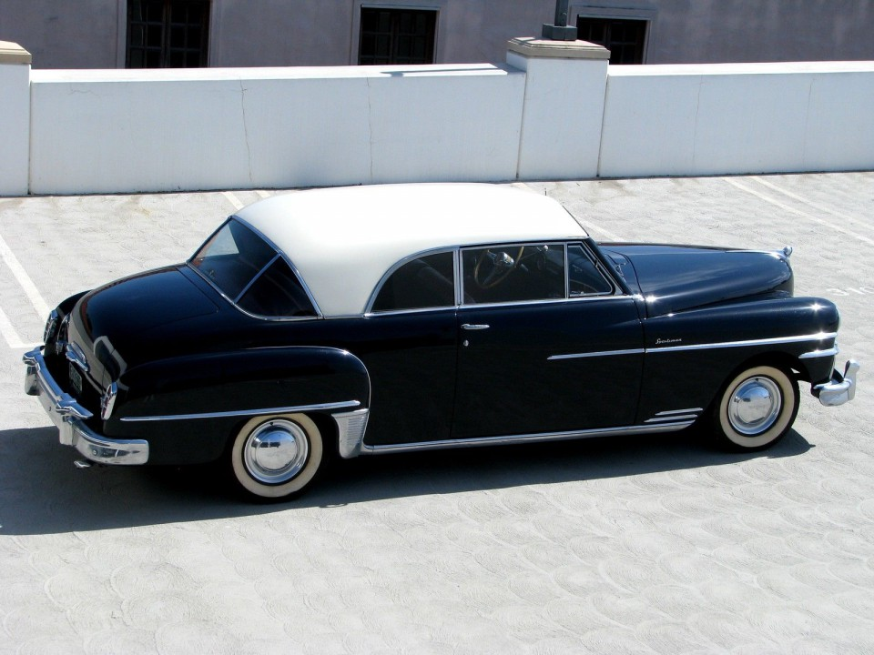 1950 DeSoto Custom Sportsman