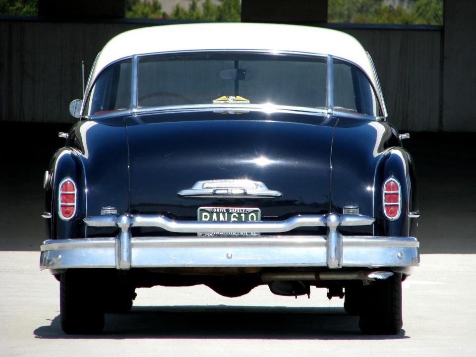 1950 DeSoto Custom Sportsman