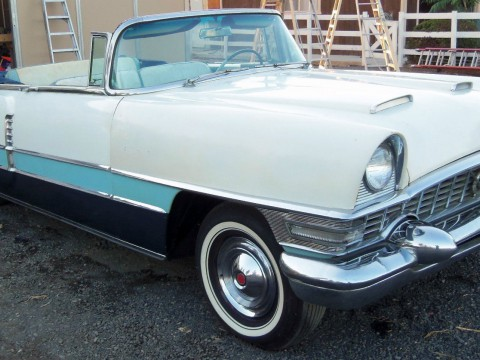 1955 Packard Carribean Convertible for sale