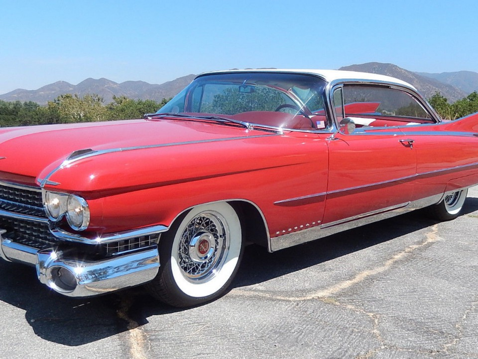 1959 Cadillac Eldorado Seville For Sale