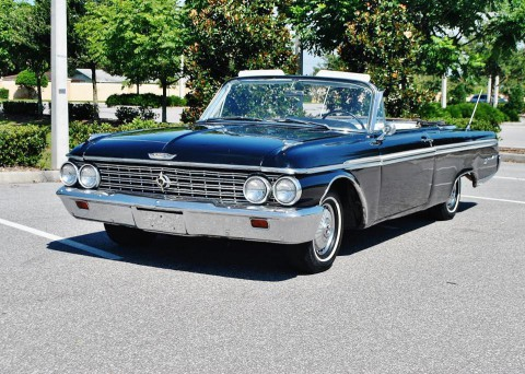 1962 Ford Galaxie 500 XL Convertible for sale