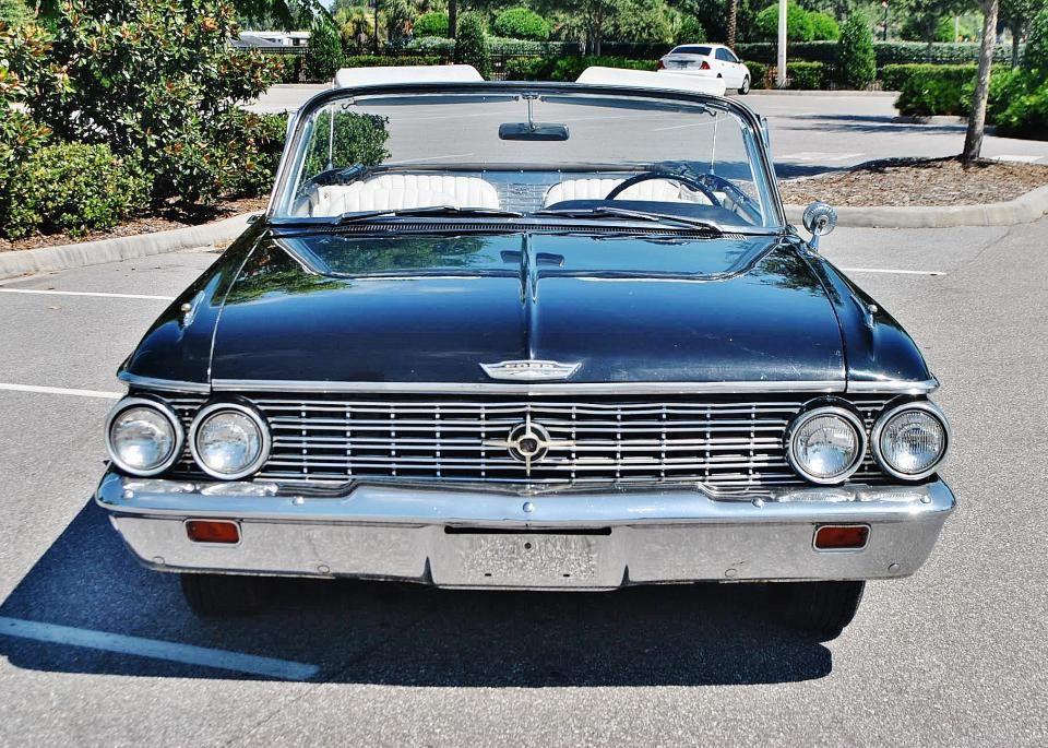 1962 Ford Galaxie 500 XL Convertible