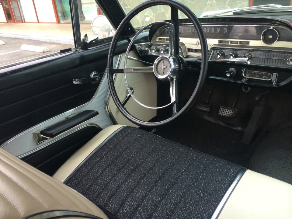 1962 Mercury Commuter Station Wagon