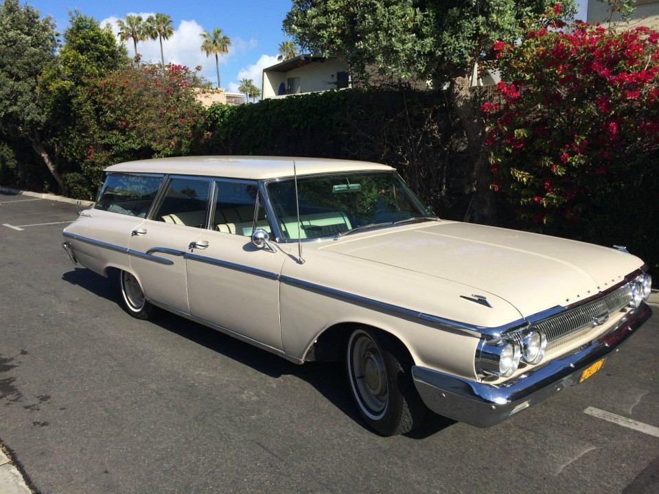 Huntington Beach Chrysler >> 1962 Mercury Commuter Station Wagon for sale