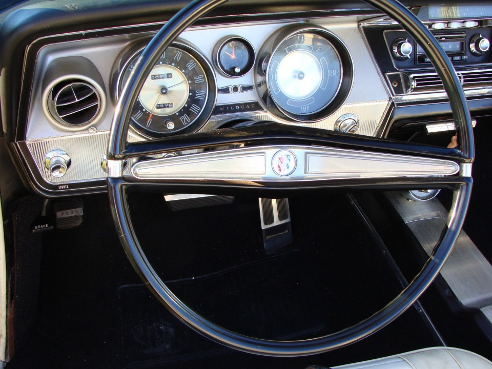 1963 Buick Wildcat Convertible for sale