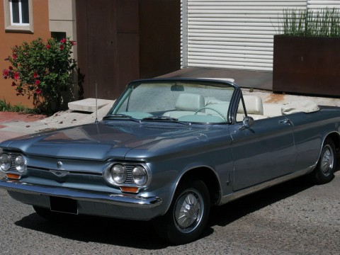 1964 Chevrolet Corvair Monza for sale