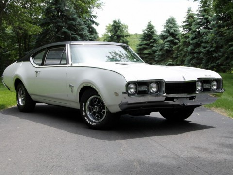 1968 Oldsmobile Cutlass for sale