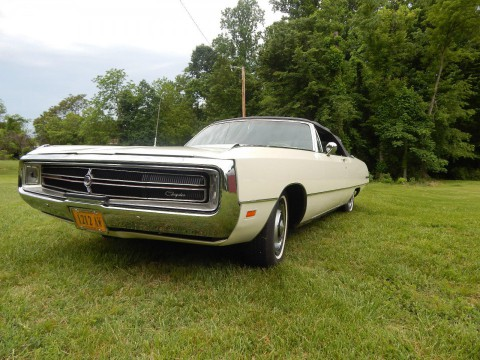 1969 Chrysler 300 Convertible for sale