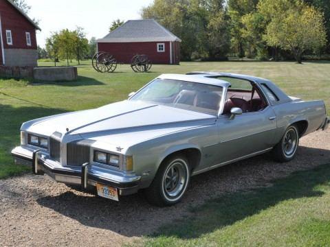 1976 Pontiac Grand Prix SJ for sale