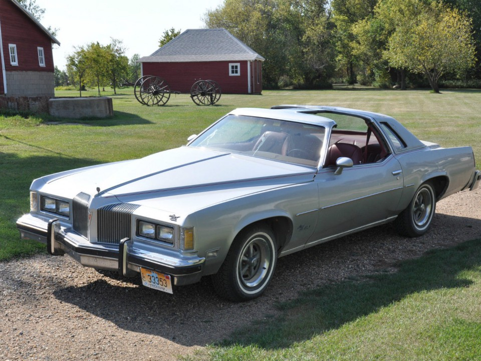 1969 Pontiac Grand Prix For Sale >> 1976 Pontiac Grand Prix SJ for sale