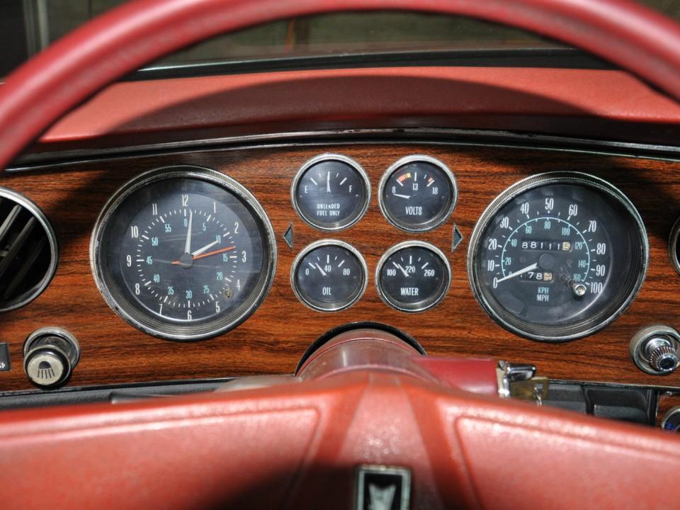 1976 Pontiac Grand Prix SJ