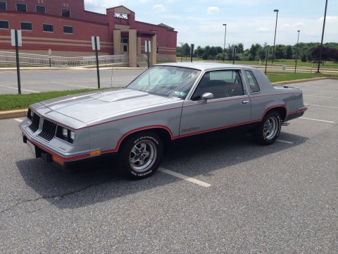 1984 Oldsmobile Cutlass for sale