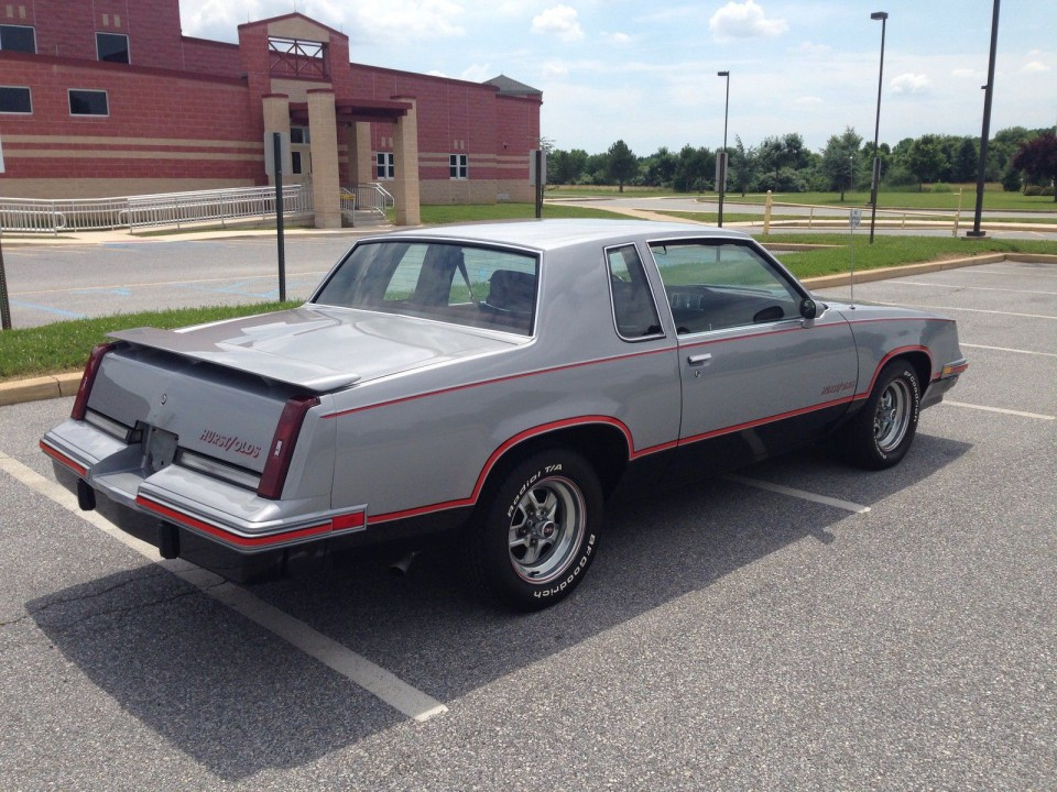 1984 Oldsmobile Cutlass