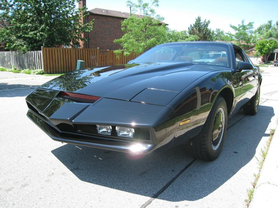 1985 Pontiac Trans Am K I I T For Sale