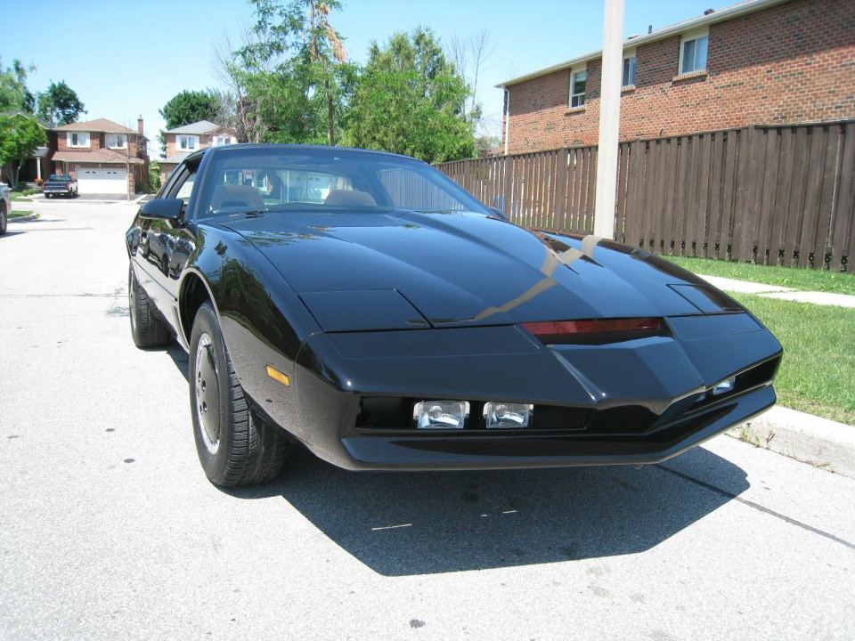 1985 Pontiac Trans Am K I I T For Sale