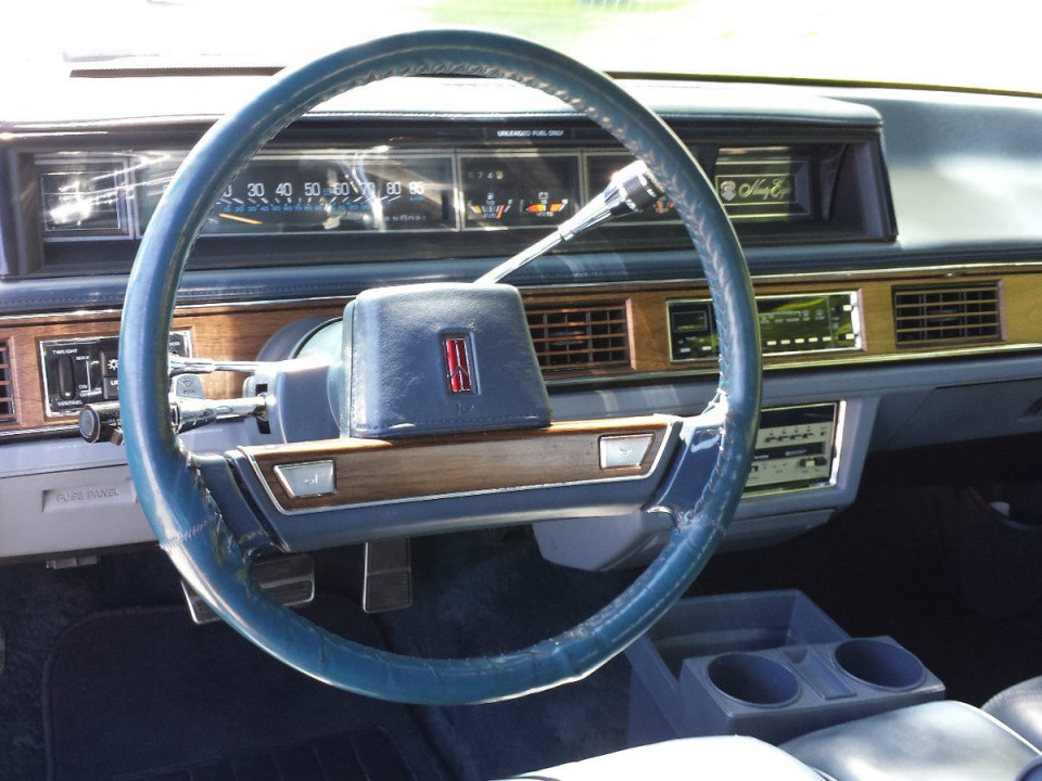 1987 Oldsmobile Ninety Eight Brougham Coupe For Sale