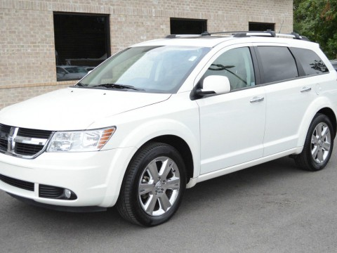 2010 Dodge Journey R/T for sale