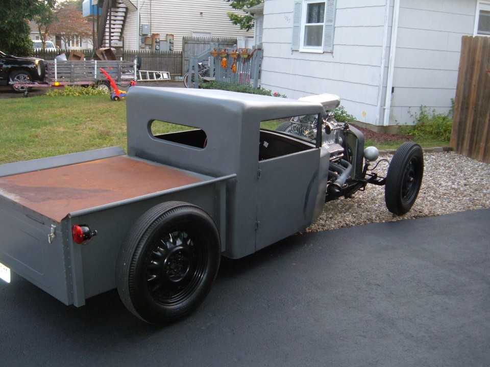 1929 Chevrolet Pickup Hot Rod
