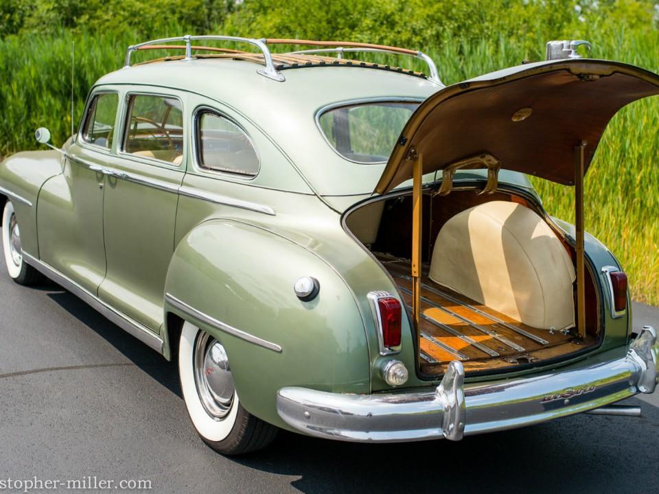 1948 DeSoto Suburban for sale