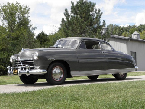 1950 Hudson Pacemaker for sale