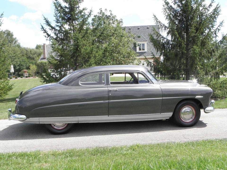 American Auto Sales: 1950 Hudson Pacemaker For Sale