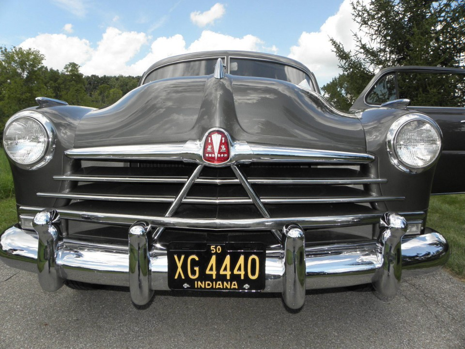 1950 Hudson Pacemaker
