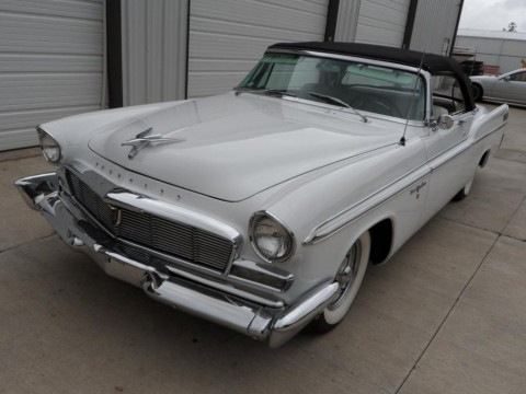 1956 Chrysler New Yorker Convertible for sale