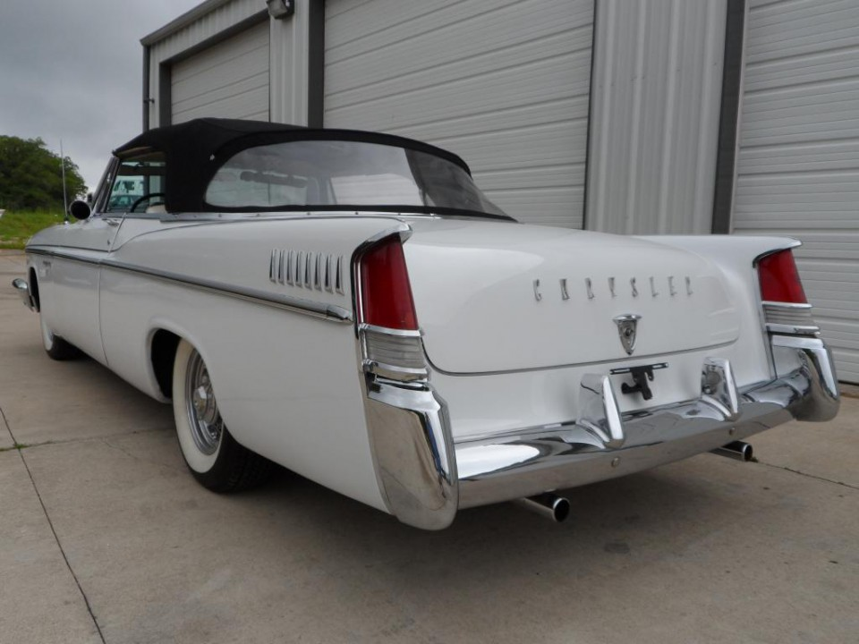 1956 Chrysler New Yorker Convertible