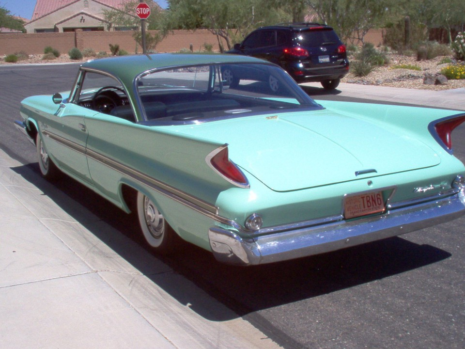 1960 Chrysler Windsor For Sale