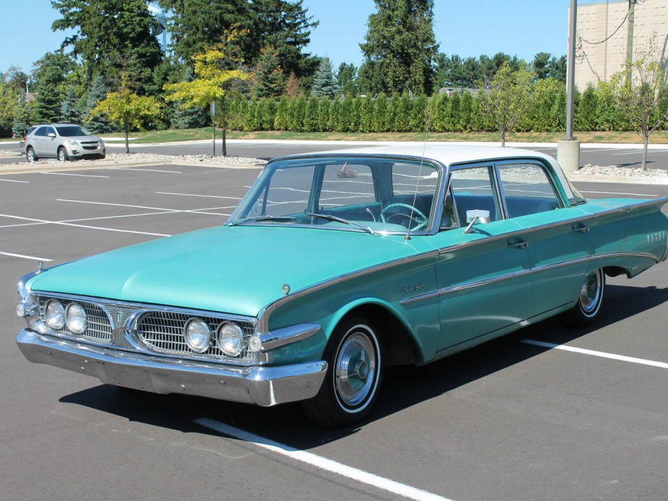 1960 Edsel Ranger For Sale