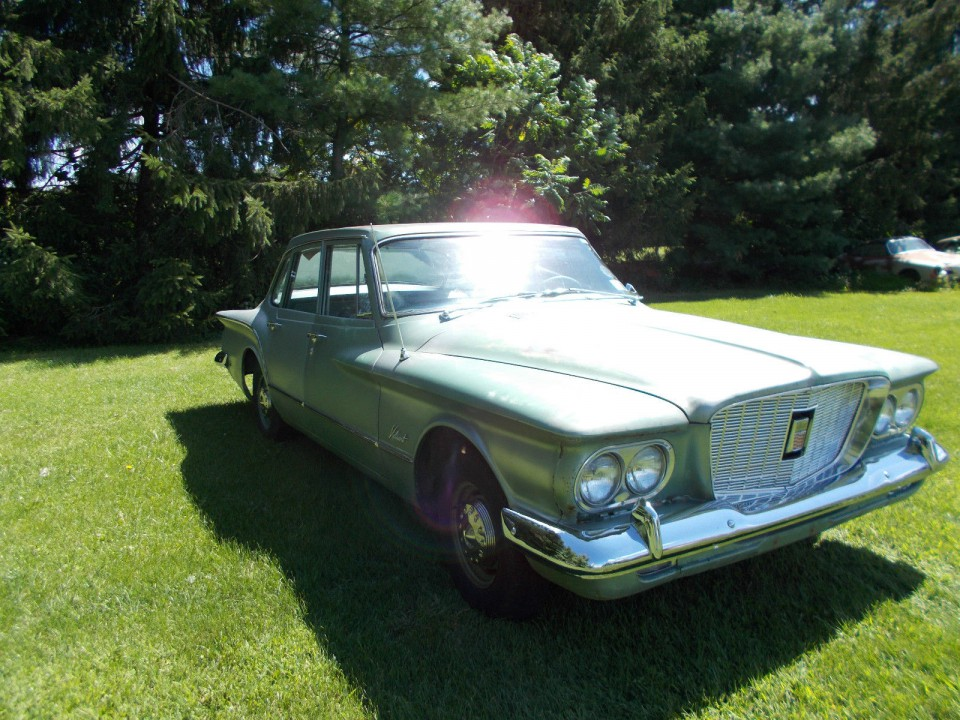 1960 Plymouth Valiant For Sale