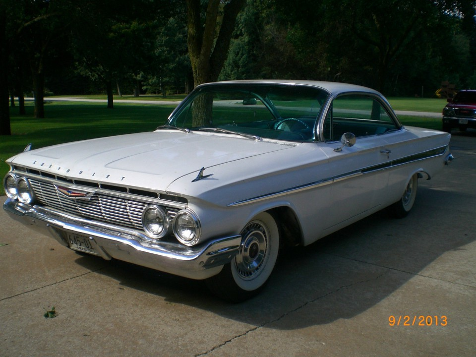 1961 Chevrolet Impala For Sale